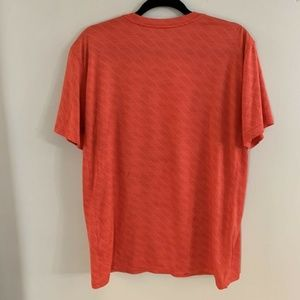 Nike Shirts - Sold Men's Large Nike Dri Fit Red Tshirt Crew Neck